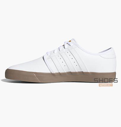 Мужские кроссовки  Adidas  Seeley White CQ1179, оригинал, фото 2