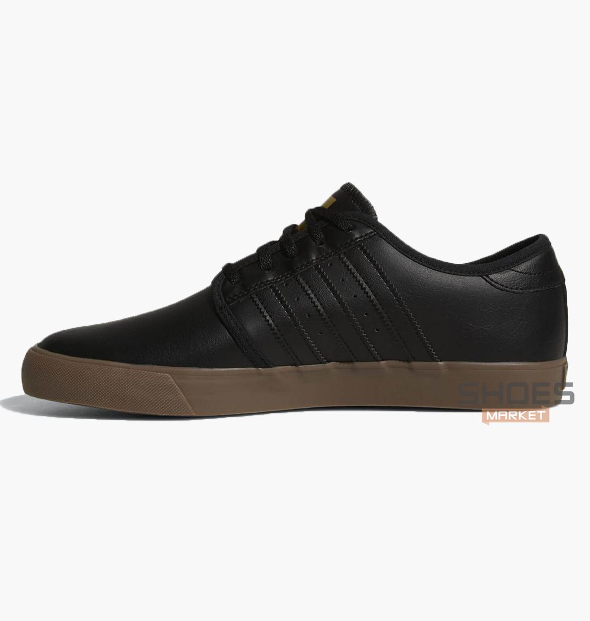 Мужские кроссовки  Adidas Seeley Black CQ1180, оригинал