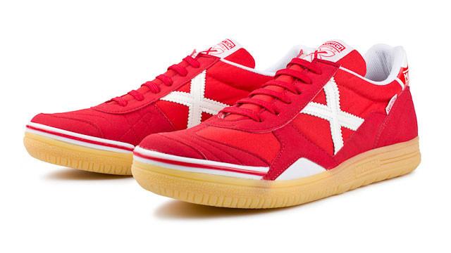 Футзалки Munich GRESCA 08, обувь для зала. - Интернет-магазин «Dilux» в Одессе