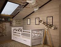 Кровать детская деревянная Лиззи, фото 1