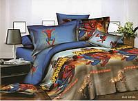 Комплект детского постельного белья Человек Паук
