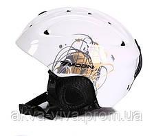 Шлем Moon для катания на лыжах и сноуборде