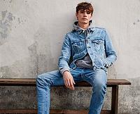 Одежда в мужском гардеробе от культового бренда Levis