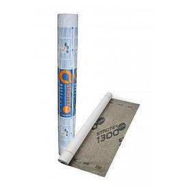 STROTEX 1300 BASIC ( Стротекс Бейсик )  115 г/м2 - 75 м2 Супердиффузионая мембрана Гидробарьер