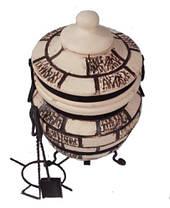 Тандыр дизайн Кирпич модель №1 (совок,кочерга), фото 2