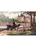 """Набор для вышивания крестом """"M'Lady's Chateau//Леди Шато"""" DIMENSIONS, фото 2"""
