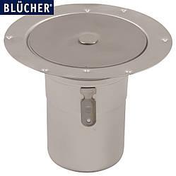 Ревізійний трап (прочищення) для каналізації Blucher 244.150.110 S