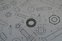 Шайба Ф16 для соединений высокой прочности  ISO 7416