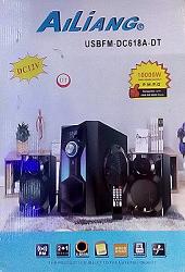 Акустическая система AILIANG USBFM-DC 618 A DT, фото 2
