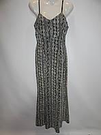 Женское нарядное платье VERSACE р.46-48 117жс