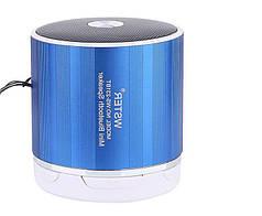 Портативная колонка WSTER WS-230BT Blue