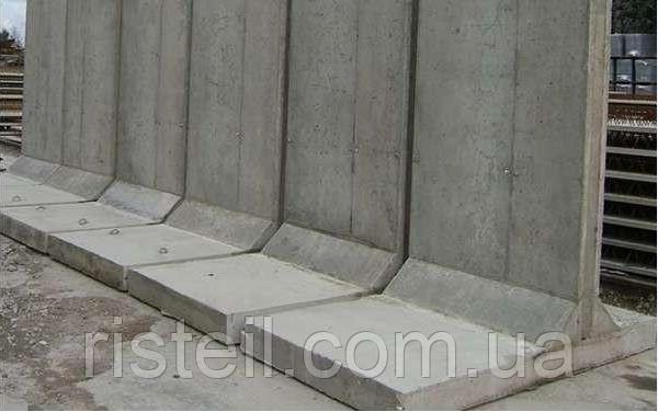 Подпорная стенка, ИСА-20