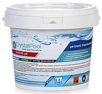 pH плюс для бассейна Crystal Pool гранулированный, 5 кг