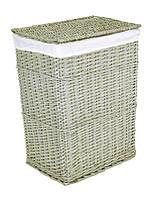 Плетеная корзина 66x48x36 Цвет: перуанский серый 114 л, фото 1