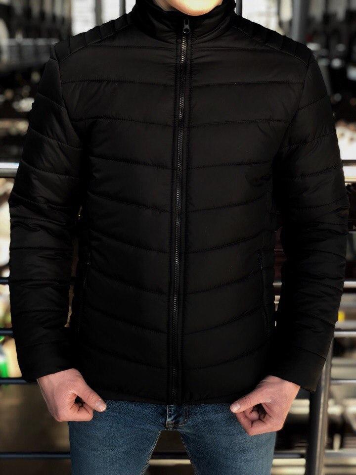 43d37baea05d5 Мужская Весенняя куртка пуховик (Осень) - INTRUDER | Интернет- магазин  мужской одежды в