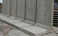 Підошва (фундамент) підпірної стіни ІПФ-37