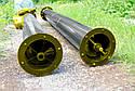 Шнек в сборе без двигателя диаметр 130 мм, длинна - 8 м, фото 3