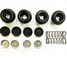 Ремкомплект цилиндра тормозного рабочего УРАЗ (полный, 18 ед.) (пр-во Украина)