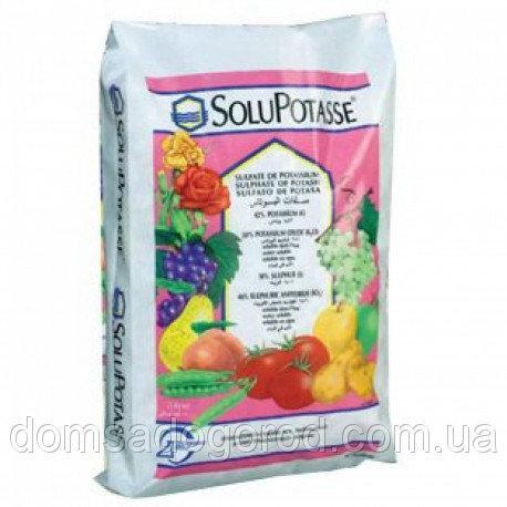Сульфат калію SOLUPOTASSE 25кг