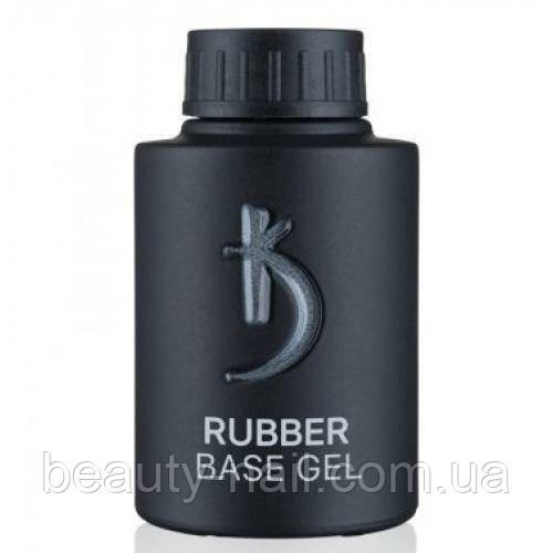 Kodi Rubber Base Gel 35 мл (база каучуковая для гель лака) 35 мл