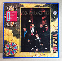 CD диск Duran Duran - Seven And The Ragged Tiger