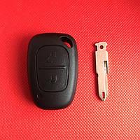 Ключ Опель Виваро , Opel Vivaro 2 кнопки PCF7946 ID46 433Mhz