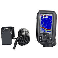 Garmin Striker 4. Двухлучевой эхолот CHIRP + GPS-трекер