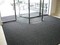 Грязезащитные ковры «Лан» 100х100 см. темно-серый