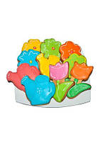 Фигурное печенье на 8 Марта - корпоративные сладкие подарки