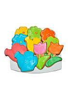 Фигурное печенье на 8 Марта - корпоративные сладкие подарки, фото 1