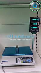 Ваги торгові електронні 6, 15,30 кг AP-EX CAS