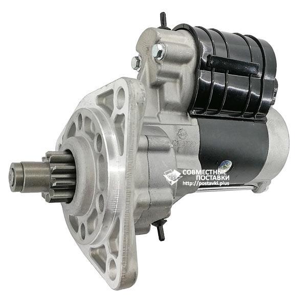 Стартер редукторный 12 V 2,8 kW (ЮМЗ-6, Д-65) Slovak 11010016 усиленный