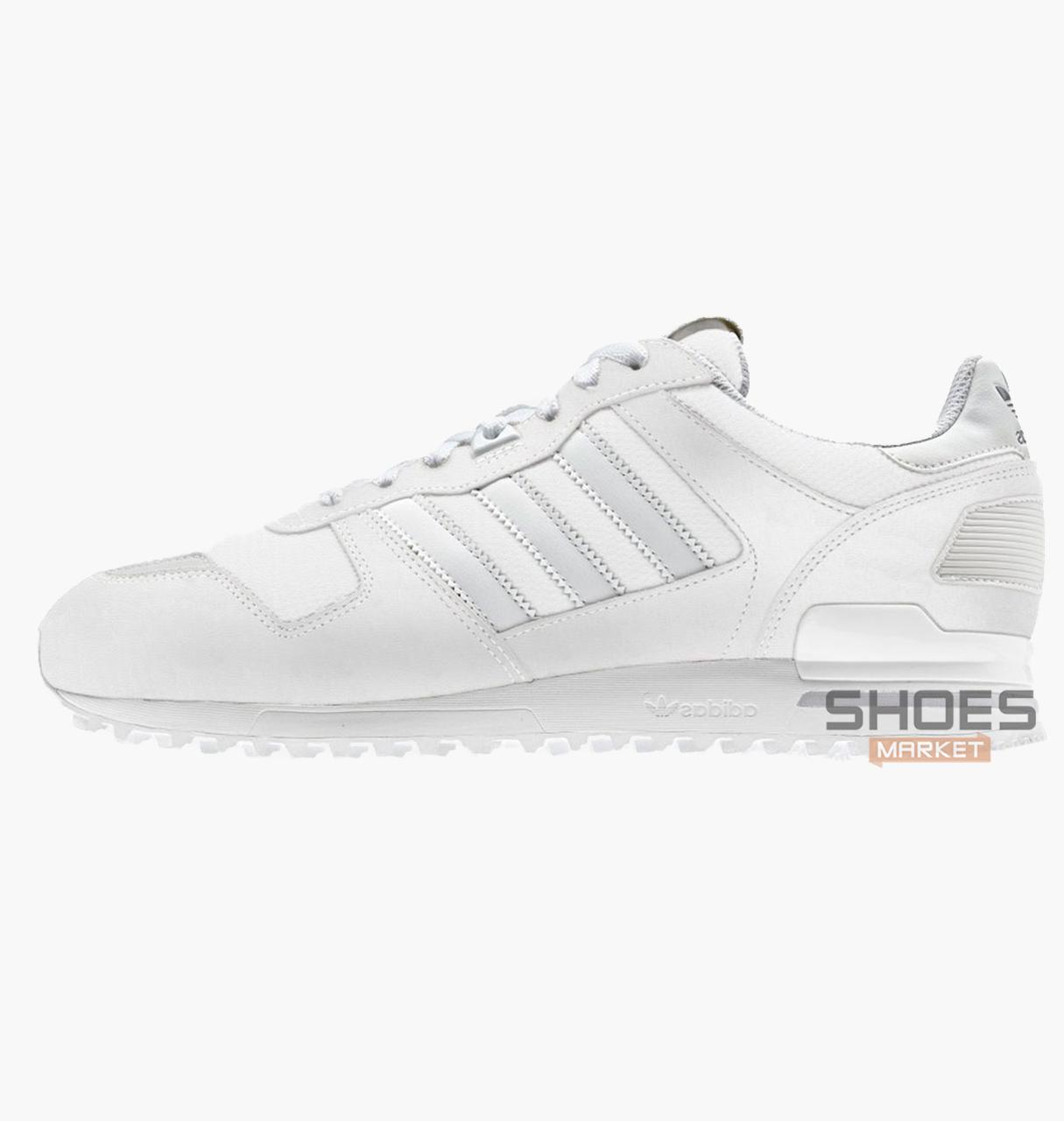 Мужские кроссовки  Adidas ZX 700 White G62110, оригинал