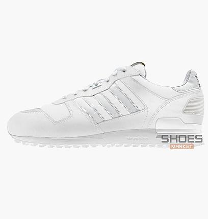 Мужские кроссовки  Adidas ZX 700 White G62110, оригинал, фото 2