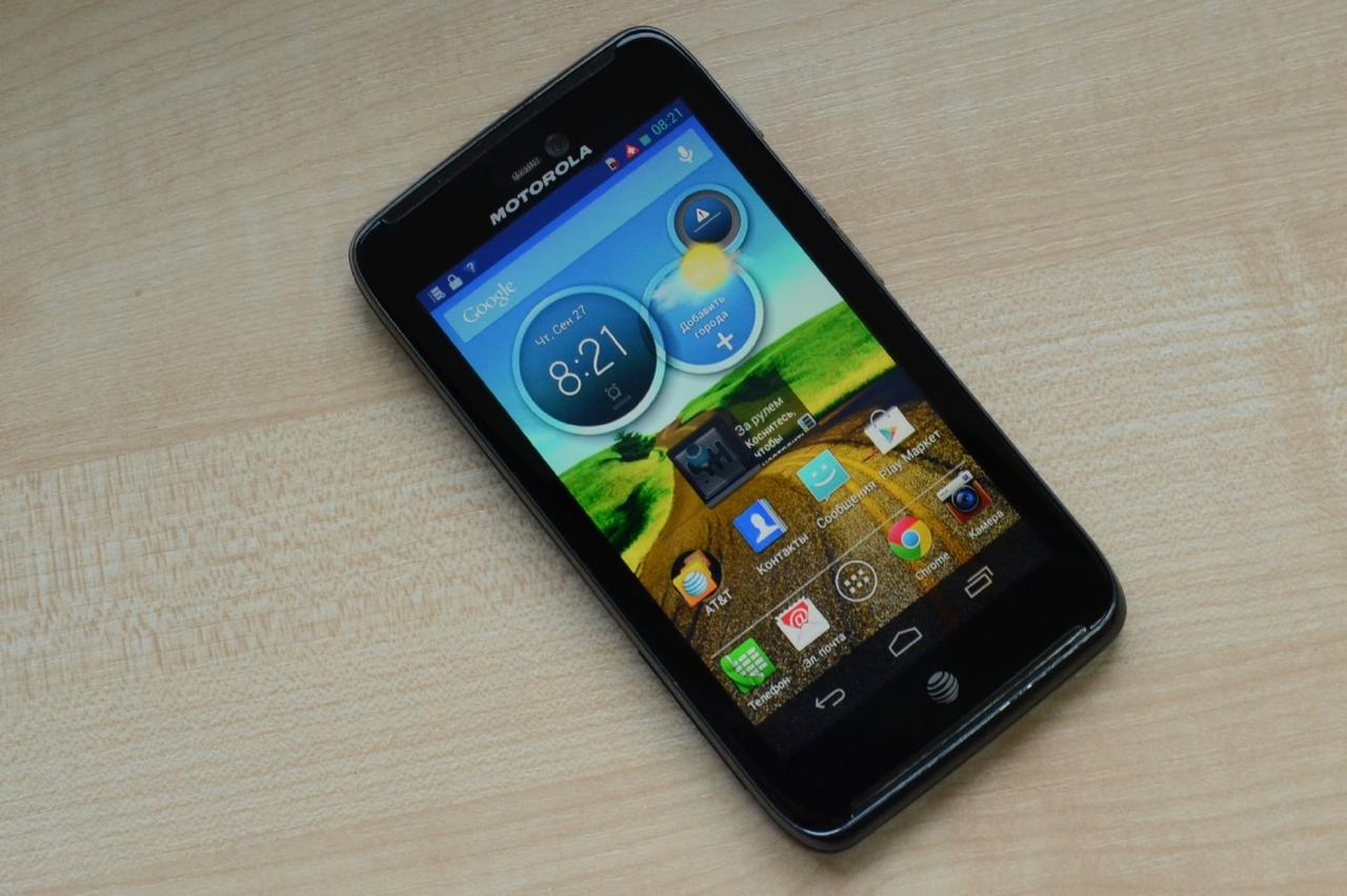 Смартфон Motorola Atrix HD MB886 Black Оригинал!