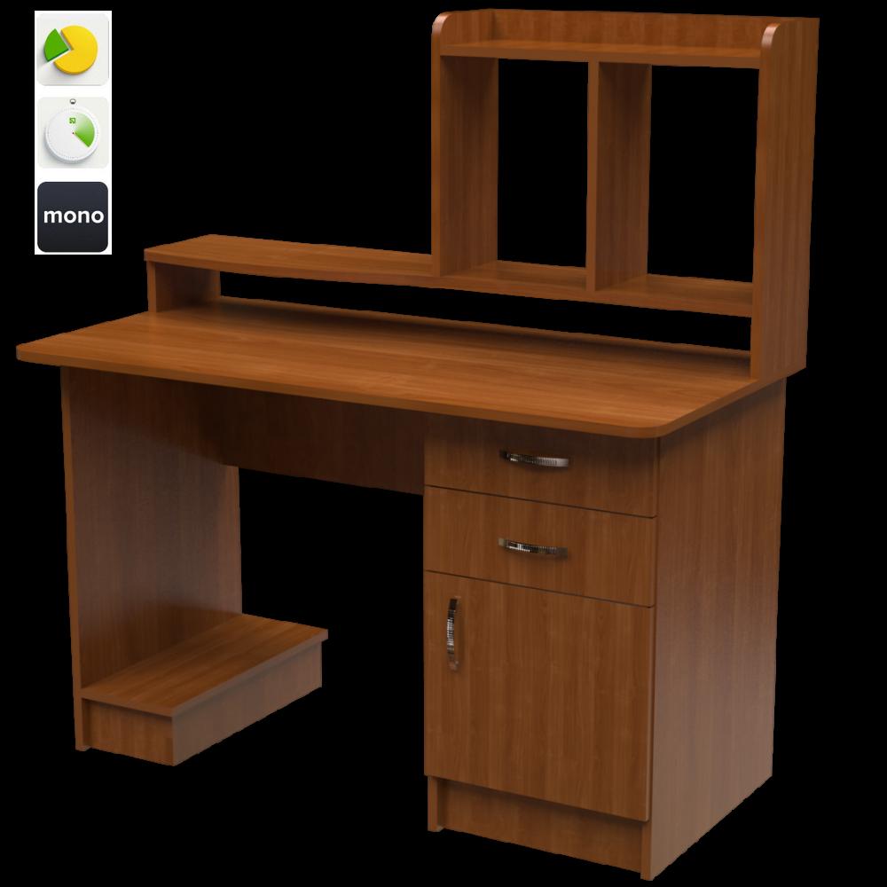 """Компьютерный стол """"Ника-мебель"""" «НСК 56», фото 1"""