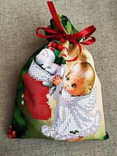 ШМР-002. Маленький подарунковий мішечок для цукерок