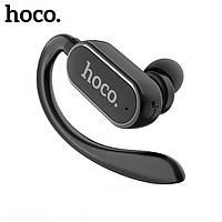 Стильная Bluetooth гарнитура Hoco E26 / Black