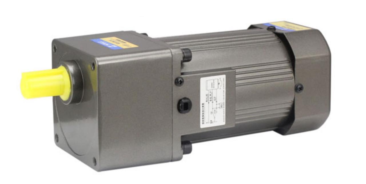 Моторедуктор 6IK120W-C2F-GU+ 6GN100K-C18 для подачи пеллет в горелку и других целей