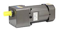 Малогабаритный мотор-редуктор 6IK120W-C2F-GU+ 6GN100K-C18 моторедуктор (100YT120-100GF100H18), фото 1
