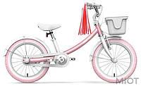 Велосипед Ninebot Kids Bike Pink/White N1KG16 for Girls 5-8 years Mi Trade-in
