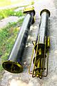 Шнек в сборе без двигателя диаметр - 220 мм, длинна - 4 м, фото 3