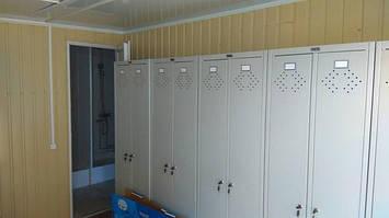 Блок-контейнеры санитарные