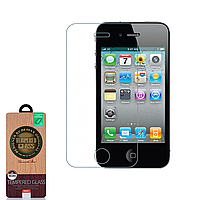 Защитное Стекло Remax 2pcs Round Cut Tempered Glass for iPhone 4