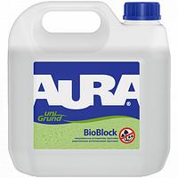 Антиплесневый грунт Aura Unigrund Bioblock 5л