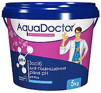 Химия для бассейна pH-плюс AquaDoktor - 5 кг гранулы