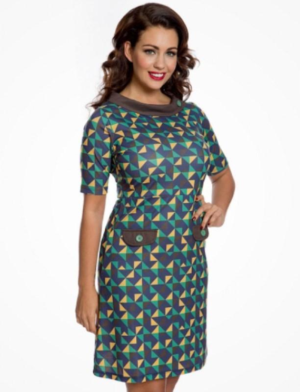 Платье 180275 р 44-54