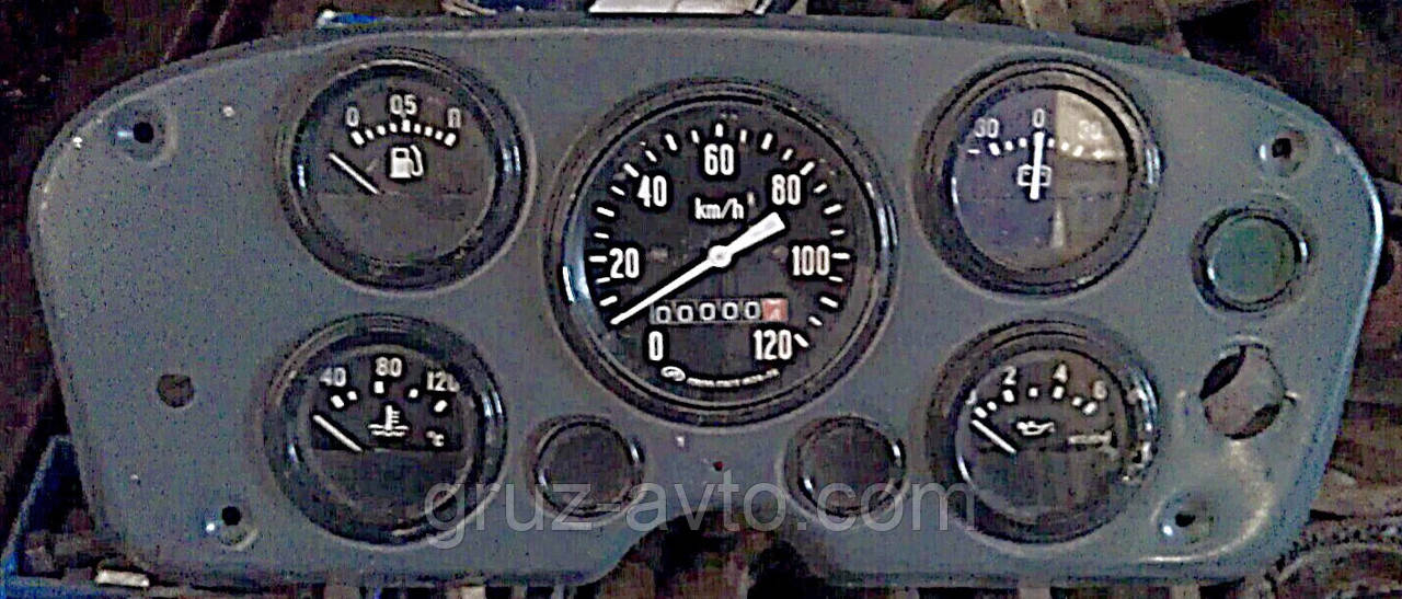 Комбинация приборов ГАЗ-53,52 КП120Б2-3805010