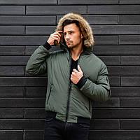 d19e9355 Куртка мужская болотный в Украине. Сравнить цены, купить ...