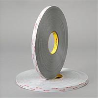 Двусторонняя клейкая лента 3M.СТ 6348 ( 6 мм. х 50 м. х 0.09 мм.) Тонкая,на нетканой  целлюлозной основе.6348
